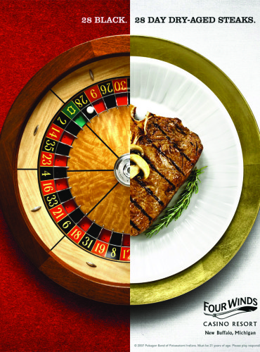 Four Winds Casino Ad