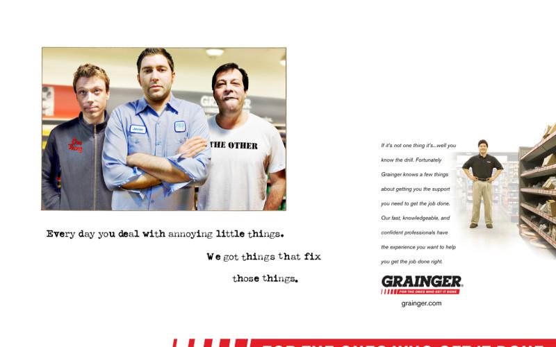 Grainger Ad