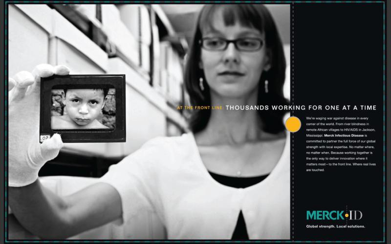 Merck Ad