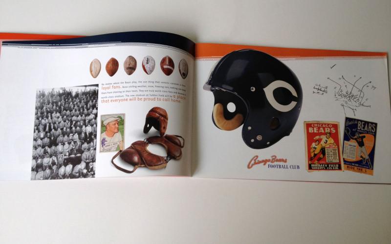 New Stadium Sales Kit